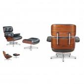 Sillón Estilo Lounge Chair & Ottoman
