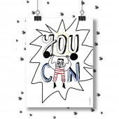 LÁMINA A3 YOU CAN