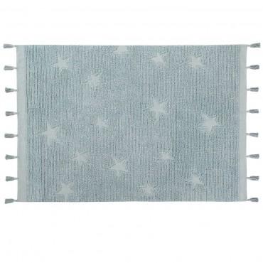 ALFOMBRA HIPPY STARS LORENA CANALS