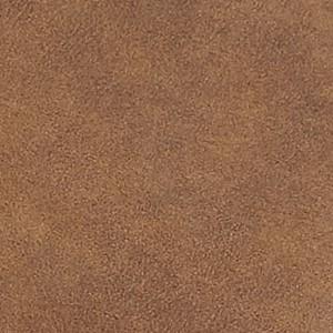 Textil marrón óxido