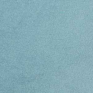 Terciopelo turquesa